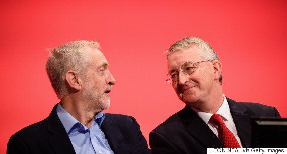 Jeremy Corbyn Warns UK Faces Greater Terror Risk If RAF Bombs Syria; Hilary Benn