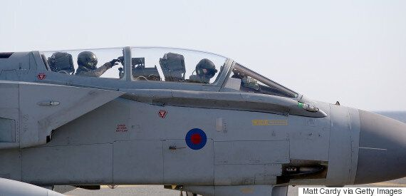 Syria Airstrikes: RAF Tornados Return After Bombing Islamic State-Controlled Oilfield, Ministry Of Defence