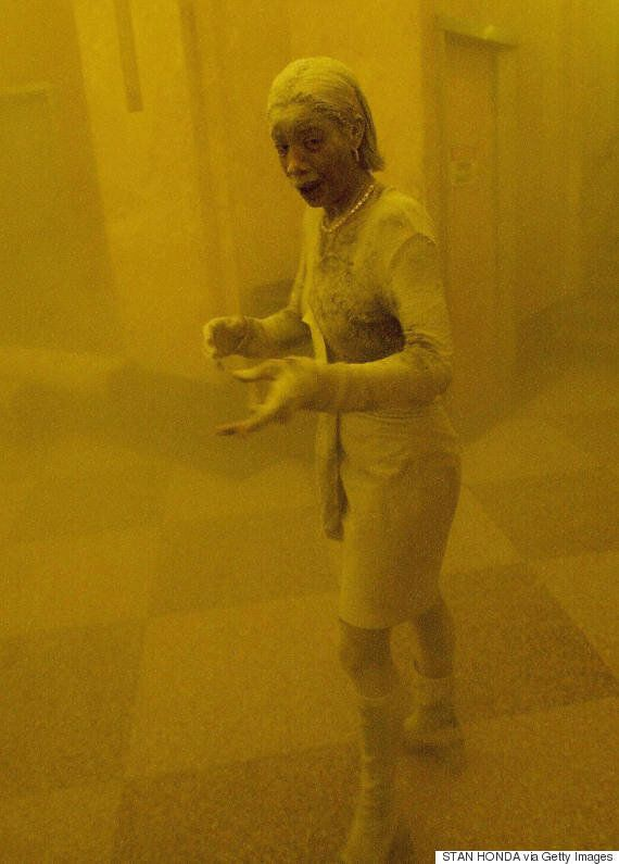 Marcy Borders 9/11 'Dust Lady' Dies Of Stomach Cancer Aged