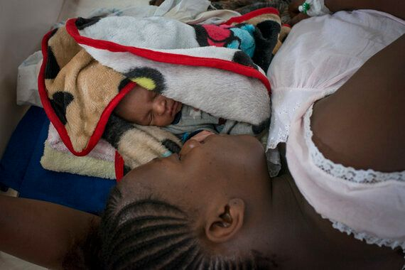 Ebola's Legacy Is Still Deadly for Mums and Babies in West