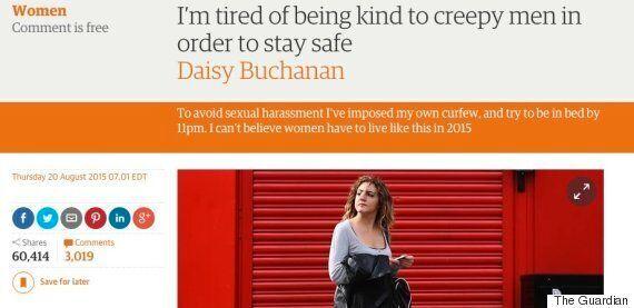 Rod Liddle Mocks Guardian Journalist Daisy Buchanan For Revealing Her Sexual Harassment