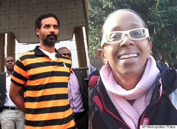 EastEnders Actress Sian Blake's Partner Arthur Simpson-Kent Charged With Her