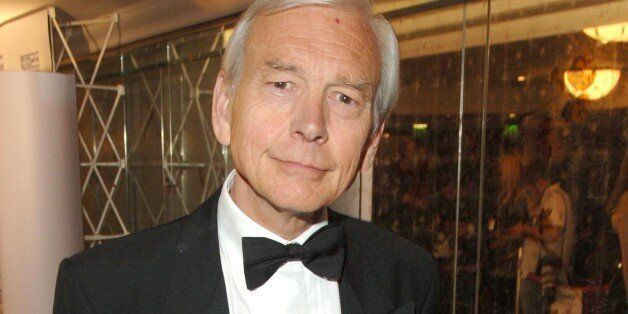 John Humphrys during 2007 Sony Radio Academy Awards - Inside at Grosvenor House Hotel in London, Great...