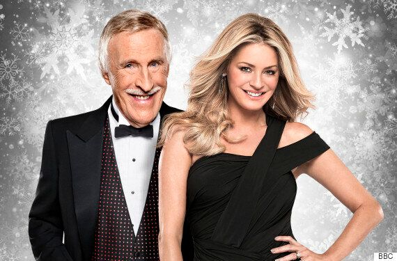 'Strictly Come Dancing': Bruce Forsyth Pulls Out Of Hosting Christmas Special Following Recent