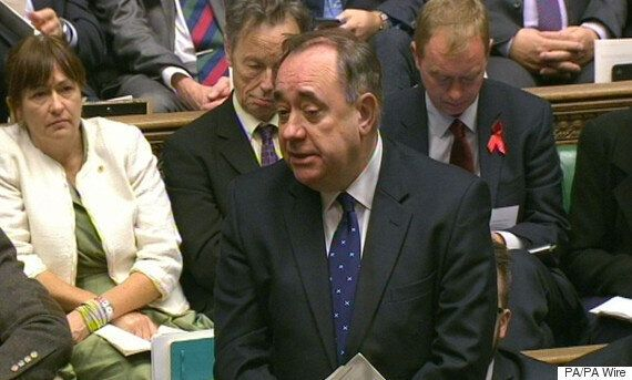 Alex Salmond Told To Retract 'Offensive And Untrue' Comments About Tony Benn By Granddaughter