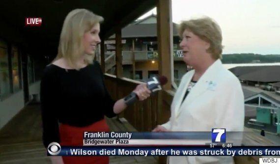 Virginia Shooting Suspect Bryce Williams Shoots Himself, According To