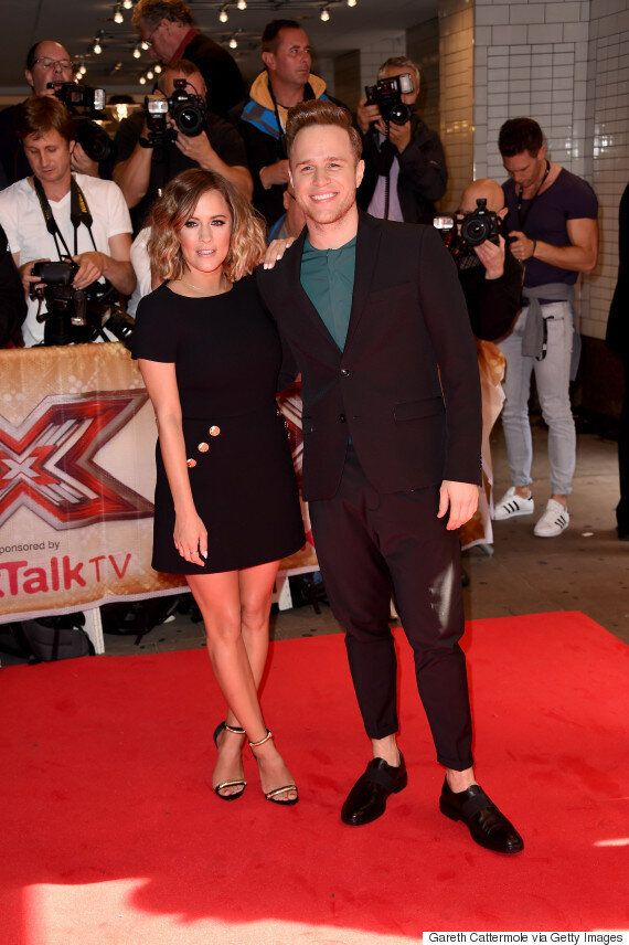 'X Factor' 2015: Cheryl Fernandez-Versini Leads Judges And Presenters At Series Launch