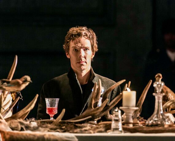 Review: Benedict Cumberbatch Stars in Hamlet, Barbican