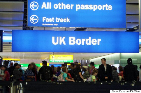 David Cameron's Immigration Cap Blasted By IoD As 'Bizarre And