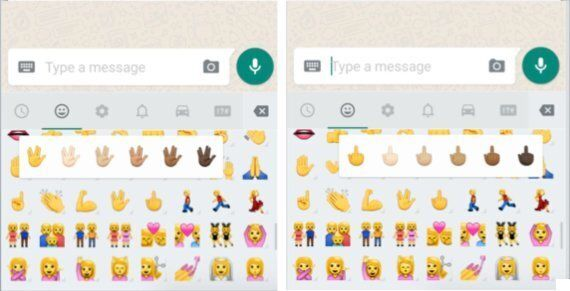 WhatsApp Unveils Middle-Finger Emoji And Other Changes For