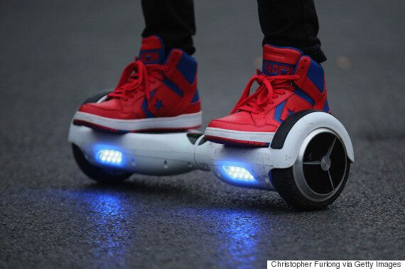 How To Spot A Fake Hoverboard Before You Go Christmas