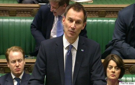 Government Accused Of Using Junior Doctors' Row To 'Bury Bad News' On Courts, Health Spending And