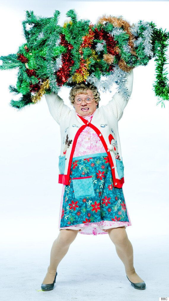 'Mrs Brown's Boys' Star Brendan O'Carroll Donates Christmas Dinner To 2,500 Needy
