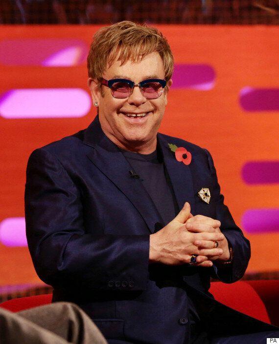 Elton John Explains Why He And David Bowie Weren't Friendly