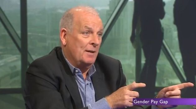 Kelvin MacKenzie Says It's 'Ludicrous' To Think Male Managers Can Hold Women