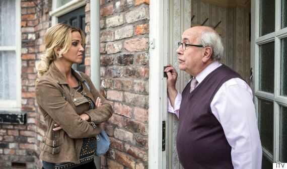 'Coronation Street': Sarah Harding's Questionable Acting Skills Defended By Her Co-Star Tristan