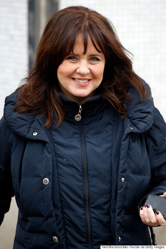Coleen Nolan's Claim She Still Kisses Son Jake Roche On The Lips Refuted By His Little Mix Fiancé Jesy