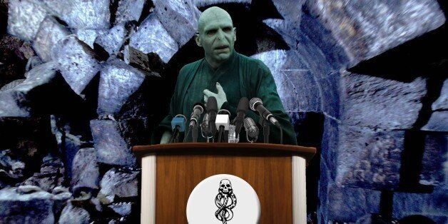 Lord Voldemort Forced To Distance Himself From Jeremy Hunt's