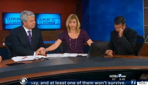 Virginia Shootings WDBJ 7 Breakfast Programme Returns To The Air After Journalists'