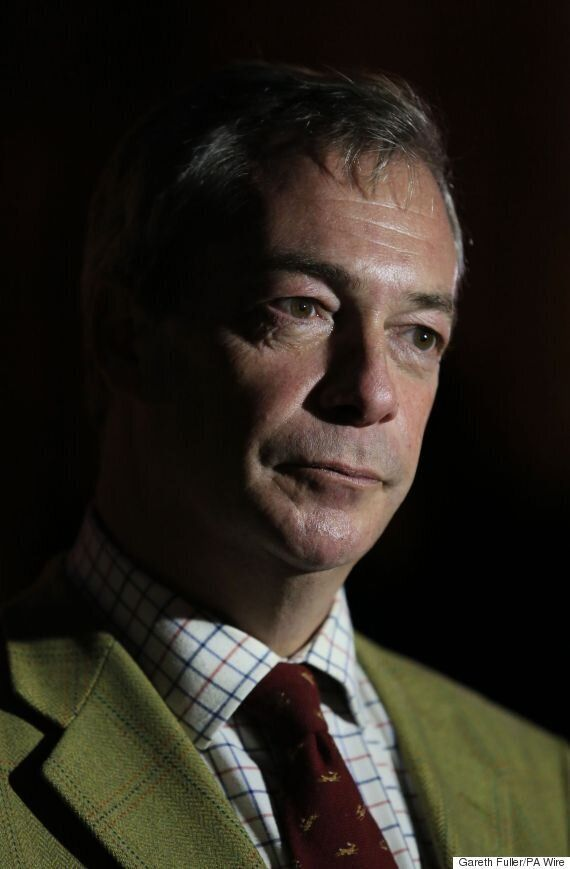 Nigel Farage Lashes Out At 'Ethnic Changes' Over Oldham West By-Election