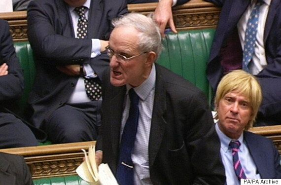 Peerage Handed To Tory MP Douglas Hogg Who Claimed £2,200 To Clean His Moat On