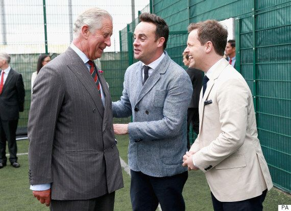 Ant And Dec Admit To Getting Drunk While Staying With Prince Charles In