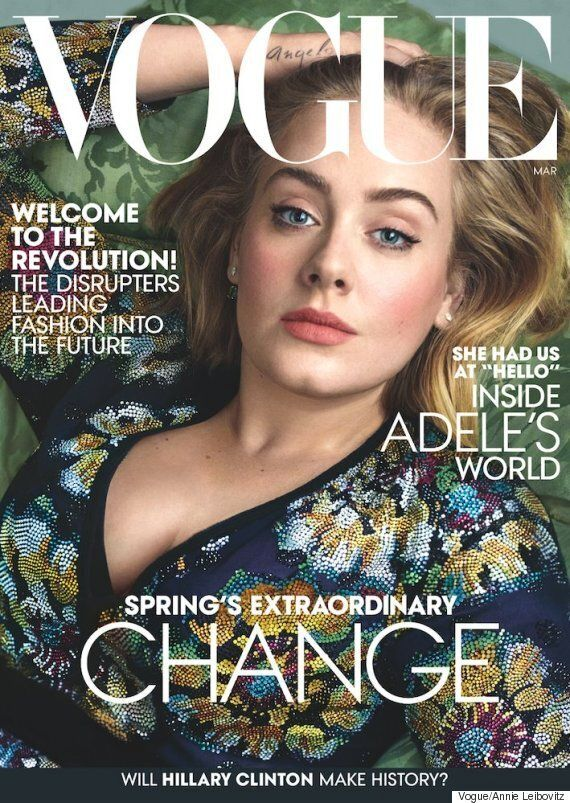 Adele Is An Absolute Queen On The Cover Of