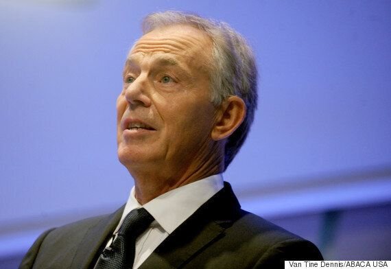Tony Blair Says Support For Isis Stretches 'Deep Into Parts Of Muslim Societies', Twitter