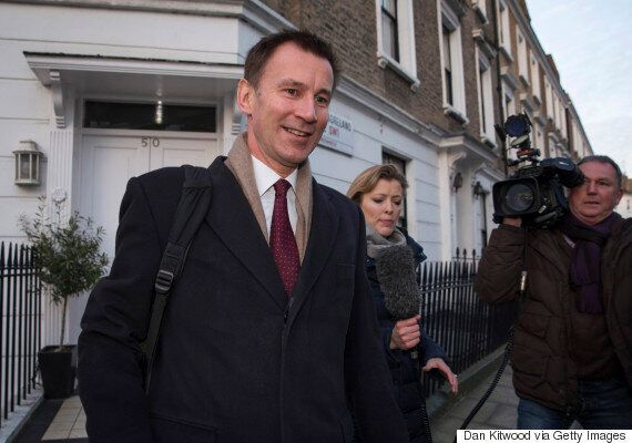 Andrew Mitchell's Daughter Hannah Mitchell Calls For Jeremy Hunt To Be