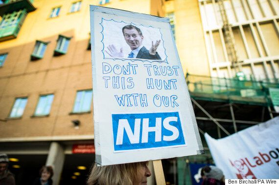 Jeremy Hunt 'No Confidence' Motion Could Be Debated By MPs After Petition Passes 300,000