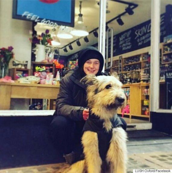 Oxford Shop 'Lush' Tells Amazing Story Of Burglary Foiled By Homeless Woman