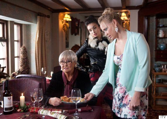 'Emmerdale' Christmas Spoilers: From Debbie Dingle's Family Troubles To Eric And David Pollard's Reunion,...
