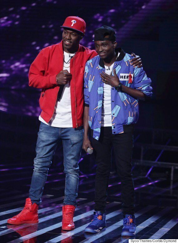 'X Factor' 2015: Fleur East Wants Reggie 'N' Bollie Duet In The