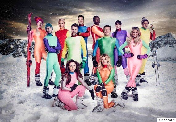 'The Jump': Joe Swash Breaks Bone In Shoulder After Joining Channel 4 Show To Replace Injured