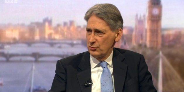 Foreign Secretary Philip Hammond Warns Of European Union 'Contagion' If Britain Votes to