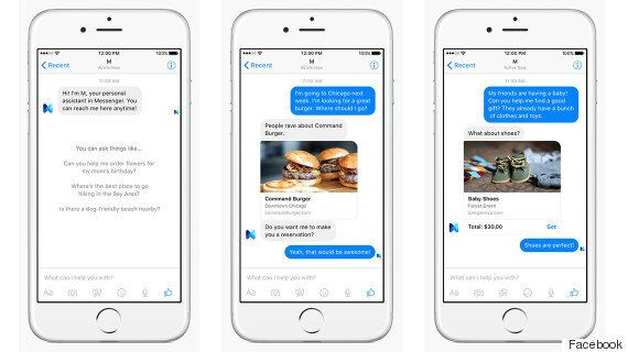 Facebook's New Personal Assistant Is Literally 'M' From James