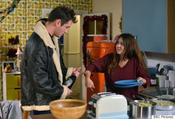 'EastEnders' Christmas Spoilers: Stacey Branning Gives Birth - Will Martin Fowler Find Out The Truth?