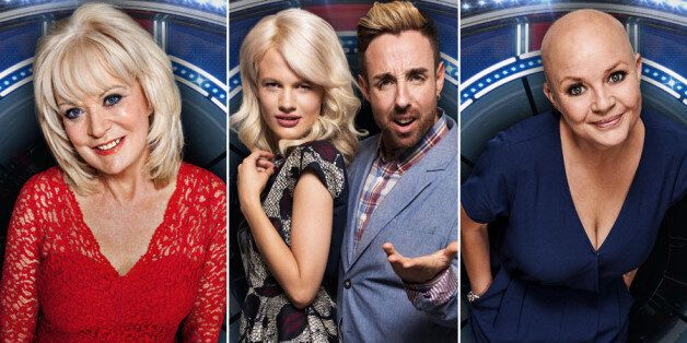 The new 'Celebrity Big Brother'