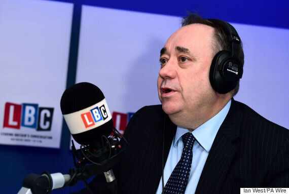 Nigel Farage Accepts Alex Salmond's Challenge To Debate EU