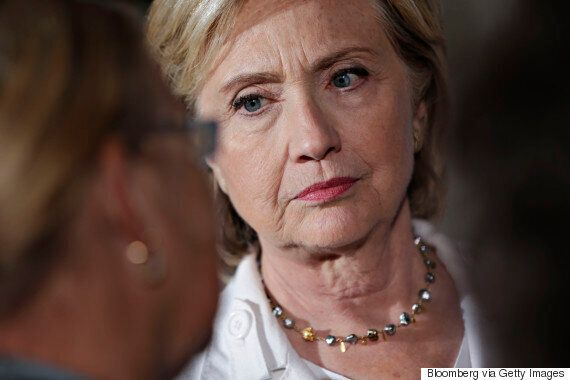 Hilary Clinton Pledges To Take On Gun Violence In Emotional