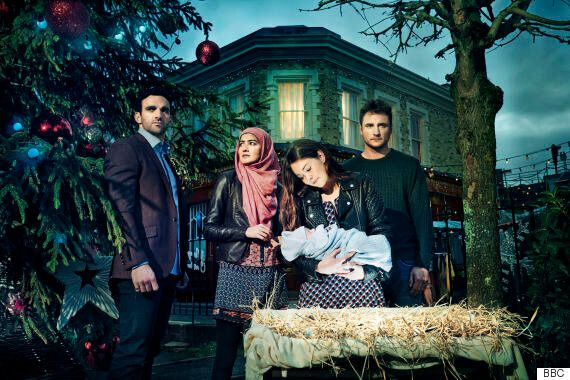 'EastEnders' Christmas Spoilers Teased With Haunting New Pictures, But Who Will