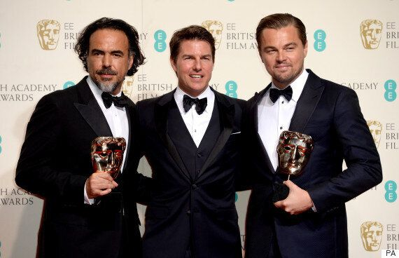 2016 BAFTA AWARDS: Leonardo DiCaprio Finally Triumphs With Best Lead Actor For 'The