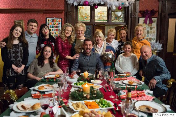 'EastEnders' Christmas Spoilers: Mick And Linda Carter Prepare For New Year's Day