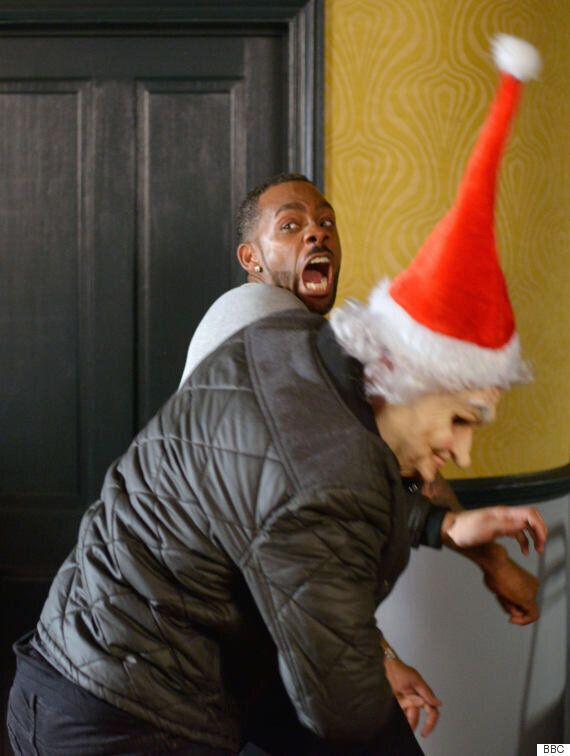 'EastEnders' Spoiler: Vincent Hubbard Attacked By Two Masked Men, As Feud With Mitchell Family