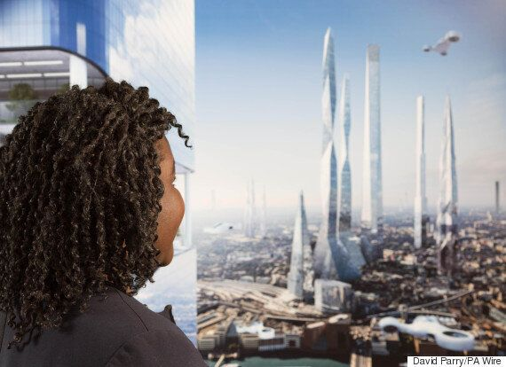 The Future Will Have 3D-Printed Homes, Downloadable Food And Underwater Cities Predict
