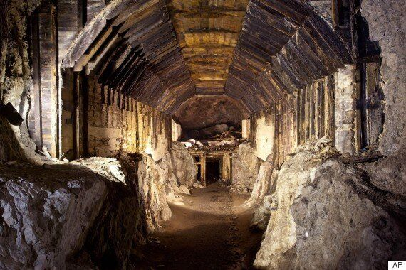Nazi Gold Train 'Discovery' Sparks Polish Government