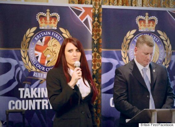 Tommy Robinson Claims Police Tried To Blackmail him Into Spying On Britain First's Paul