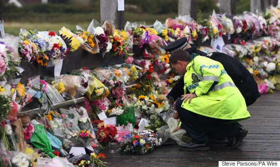 Shoreham Air Show Crash Probe Police 'Overwhelmed' By Food