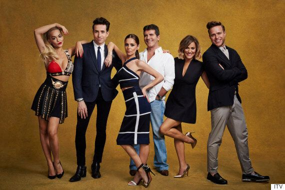 X Factor's Simon Cowell On 'Strictly Come Dancing' Ratings War: 'If It's Us VS Peter Andre, I'll Put...