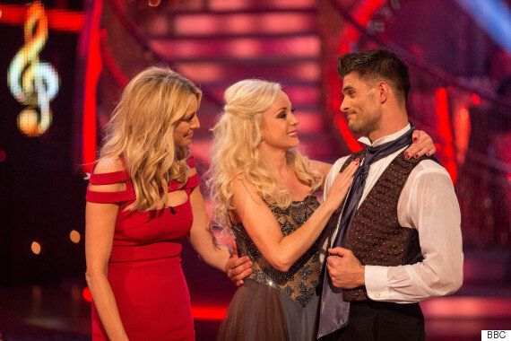 'Strictly Come Dancing' 2015: Helen George Voted Off After Dance-Off Against Georgia May